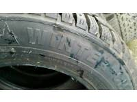 winter tyres 155/80 R13 Fortuna