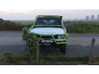 Discovery off roader