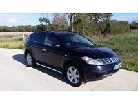 Nissan Murano 2005 4x4 low mileage