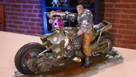 limited edition gears of war 4 light up statue