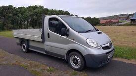 Vaxhall vivaro pickup