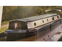 WIDEBEAN NARROWBOAT FOR SALE