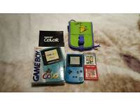 Gameboy colour boxed