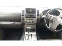 NISSAN NAVARA 2.5 Aventura King Cab /07/ 96000 miles £6500 ono