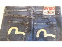 Evisu Ninja Mens Jeans