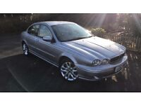 Jaguar X-Type 2.0 V6 Sport - Full Leather, AC, Electric Mirrors, Alloys, Automatic