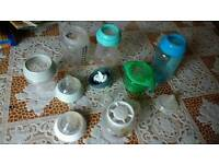 Baby bottles and accessories