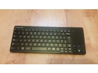 Wireless Keyboard VG-KBD1000 for smart TVs with touchpad, EXCELLENT CONDITION