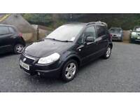 09 Fiat Sudici 5 door Dynamic Service History 2 owners Nice Car ( can be viewed inside anytime