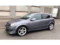 Vauxhall Astra SRi X Pack 1.8 Petrol 140 BHP (57 plate)