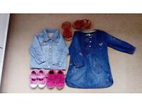 Huge bundle of girls clothes- AGE 1,5-3YRS - 45 ITEMS!