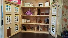 Victoriana style dolls house