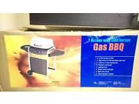 Brand New 2 Burner Gas BBQ with side Burner