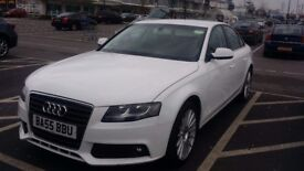 Audi A4 (without No. Plate), 61 Plated, Excellent condition,