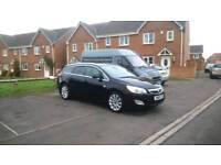 Vauxhall astra seems cdti estate diesel 2011