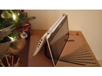 Lenovo Yoga 300 Intel Celeron 4GB RAM 500 Gb Hard Drive. 11.6 inch Touch Screen 2-in-1 Laptop White