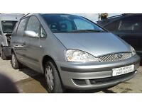 FOR BREAKING 2006 FORD GALAXY 2.3 PETROL AUTO