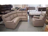 Furniture Village Jemima Corner Sofa furniture village leather in derby, derbyshire | sofas, armchairs