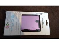 dsi metallic case pink/purple