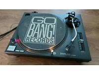 Technics SL-1210 MK2 proffessional DJ Turntable Record deck