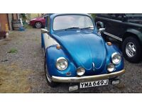 1972 VW Beetle 1.2 - Great condition