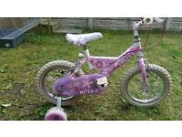 14 inch Raleigh bike