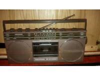 Grundig stereo radio/cassette