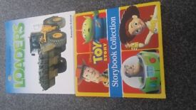 Toy story kids book