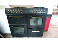 Belling Sandringham 7 gas burner, 2 electric oven, grill, range oven