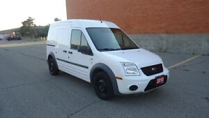 2010 Ford Transit Connect XLT WITH SHELVES & DIVIDER