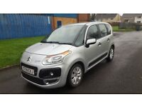 2010 c3 picasso vtr hdi only 42k ..new mot