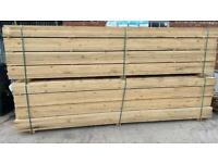 Pressure Treated Wooden Scaffold Boards | New