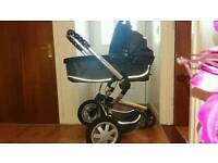 pram/pushchair travel set for all ages