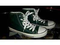 Converse style trainers bran new