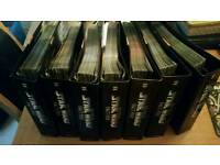 Complete star wars fact file set issues 1-140