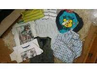 Boys 4_5 years clothing bundle