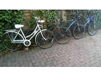job lot of 4 bikes bikes to do up giant bike