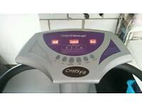 Crazy fit massage machine