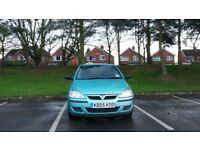 2005 Vauxhall Corsa 1.2 Twinport 5dr FULL MOT