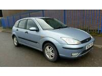 2004 Ford Focus 5dr. Low 67,000 miles