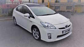 CHEAP TOYOTA PRIUS 1.8 TOP OF THE RANG PANORAMA ROOF