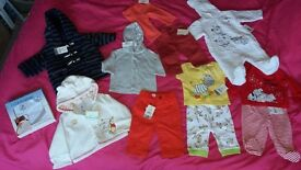 **ALL BRAND NEW WITH TAGS** 0-3 Month's