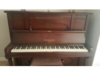 Squire and Longson Piano
