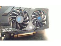 AMD Sapphire HD 7850 2GB OC version - Wallington | Croydon | Carshalton | Purley £50