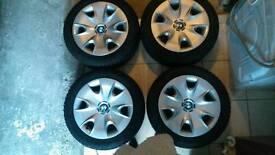 BMW 1series winter tyres