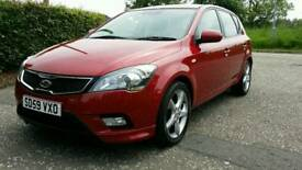 Kia Ceed 3 CRDi low tax