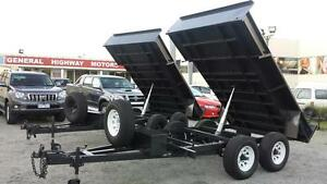FROM ONLY $49 P/WEEK ON FINANCE* 10 X 5 TANDEM TIPPER TRAILER Narre Warren Casey Area Preview