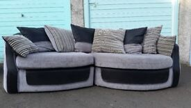 LARGE SOFA AND CHAIR FREE DELIVERY 350 ONO