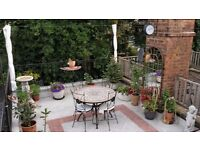 Large Double Room in a Gay Friendly Victorian House with Roof Terrace