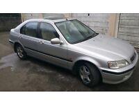2000 Honda civic 1.6 vtec auto petrol